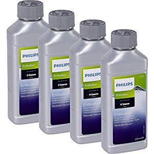 decalcificante saeco-gaggia 5 bottiglie originale per tutti modelli